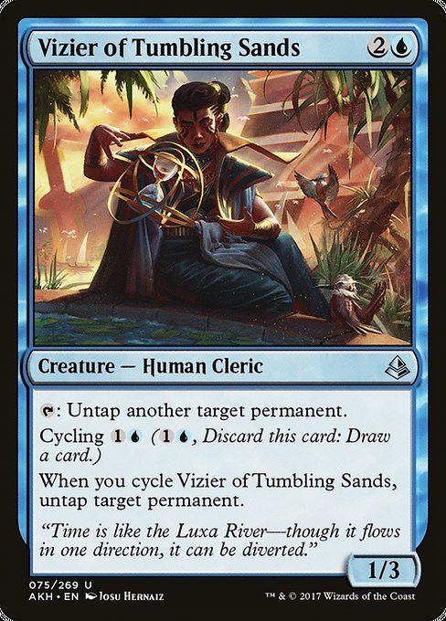 Vizier of Tumbling Sands