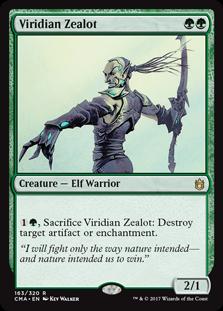 Viridian Zealot