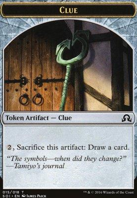 Clue Token (15)