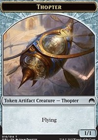Thopter Token (Paquette)