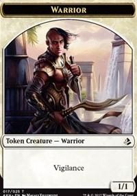 Warrior Token