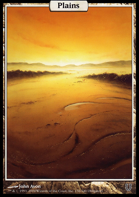 Plains - Full Art