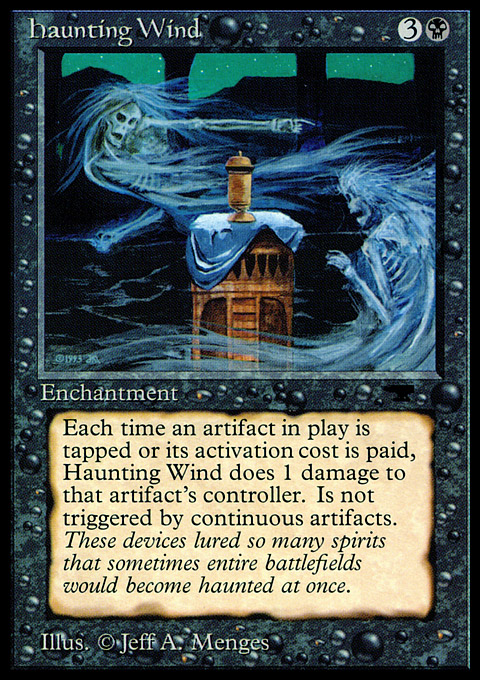Haunting Wind