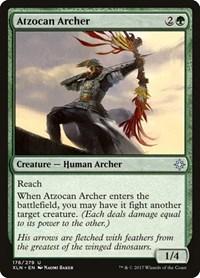 Atzocan Archer original card image