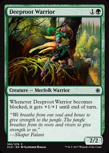 Deeproot Warrior