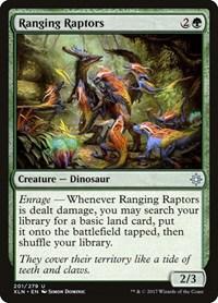 Ranging Raptors