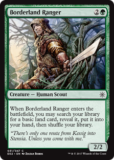 Borderland Ranger