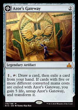 Azor's Gateway