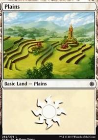 Plains (262) card from Ixalan