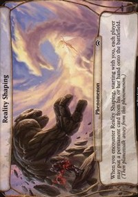 Reality Shaping (Planechase 2012)