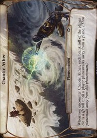 Chaotic Aether (Planechase 2012)