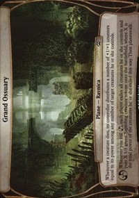 Grand Ossuary (Planechase 2012)