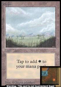 Plains (B) (CE)