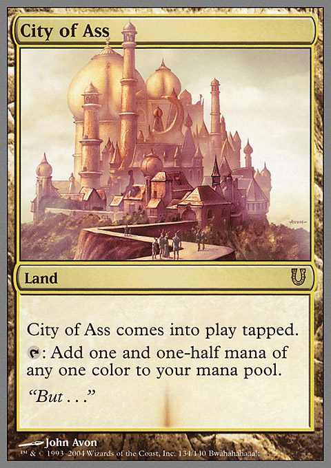 City of Ass