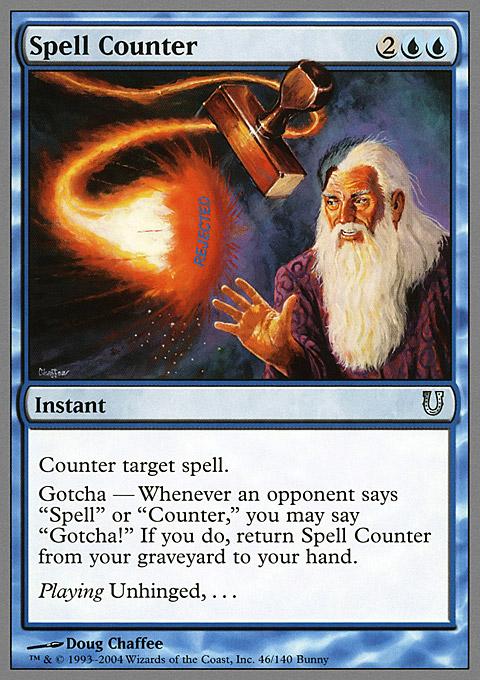 Spell Counter