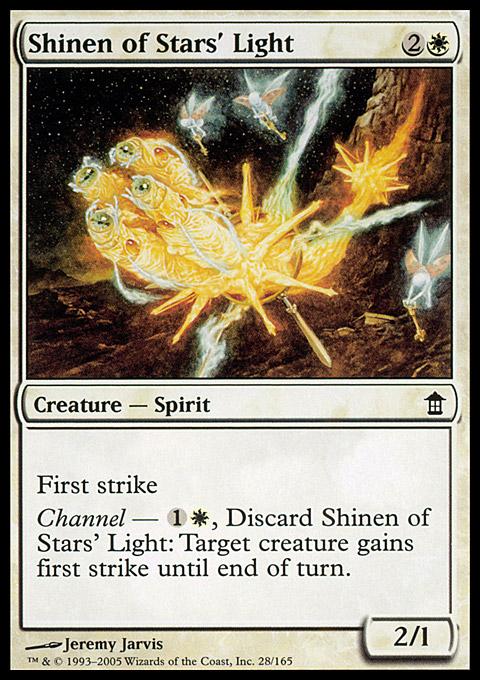 Shinen of Stars' Light