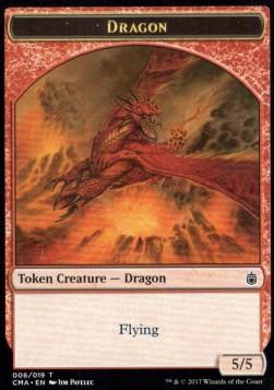 Dragon Token (006)