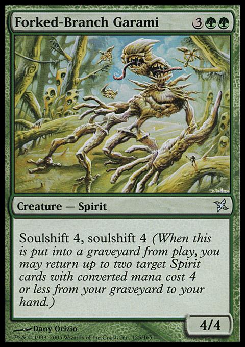 Forked-Branch Garami