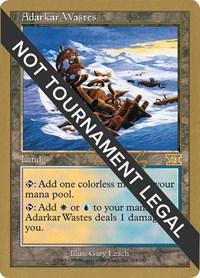 Adarkar Wastes - 2000 Tom van de Logt (6ED)