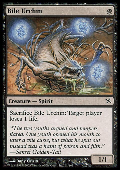 Bile Urchin