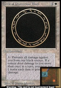 Circle of Protection: Black (CE)