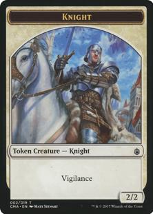 Knight Token (002)