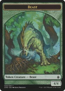 Beast Token (008)