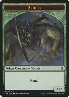 Spider Token (014)