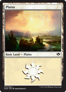 Plains (79) card from Duel Decks: Speed vs. Cunning