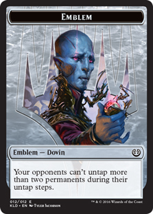 Emblem - Dovin Baan