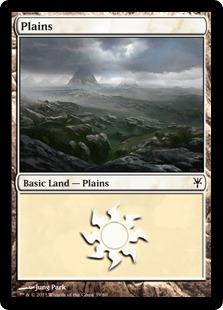 Plains (39) card from Duel Decks: Sorin vs. Tibalt
