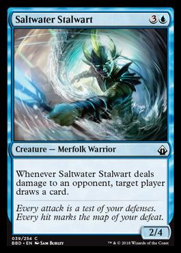 Saltwater Stalwart