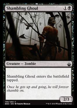 Shambling Ghoul