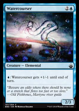 Watercourser