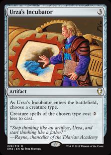 Urza's Incubator