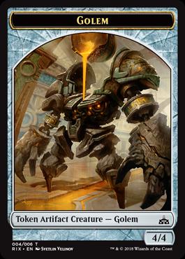 Golem Token (004)