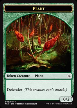 Plant (006) Token