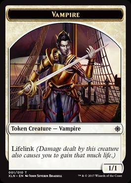 Vampire (001) Token