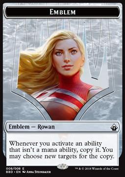 Emblem - Rowan