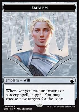 Emblem - Will Kenrith