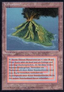 Volcanic Island