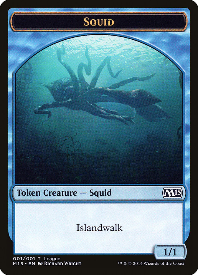 Squid Token