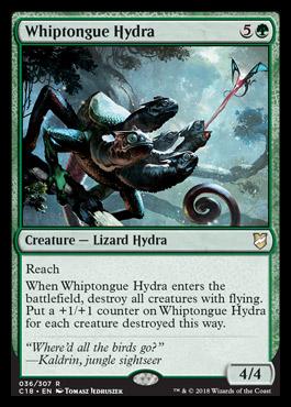 Whiptongue Hydra