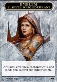 Emblem - Elspeth, Knight-Errant