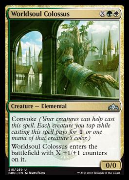 Worldsoul Colossus