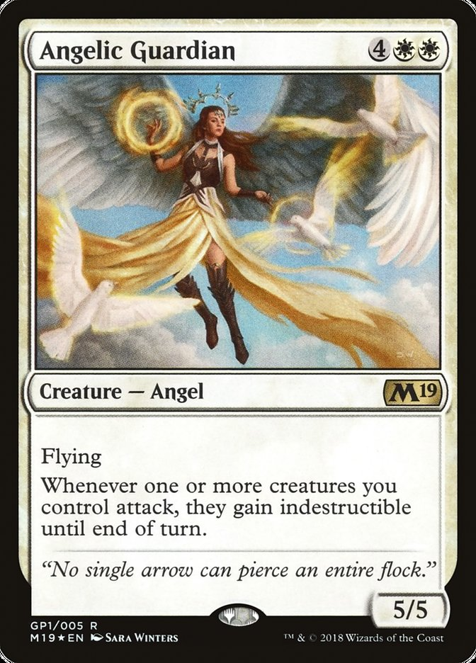 Angelic Guardian (2018 Gift Pack)