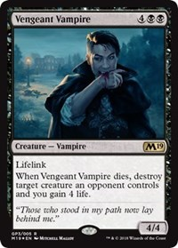 Vengeant Vampire (2018 Gift Pack)