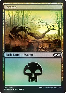 Swamp (2018 Gift Pack)