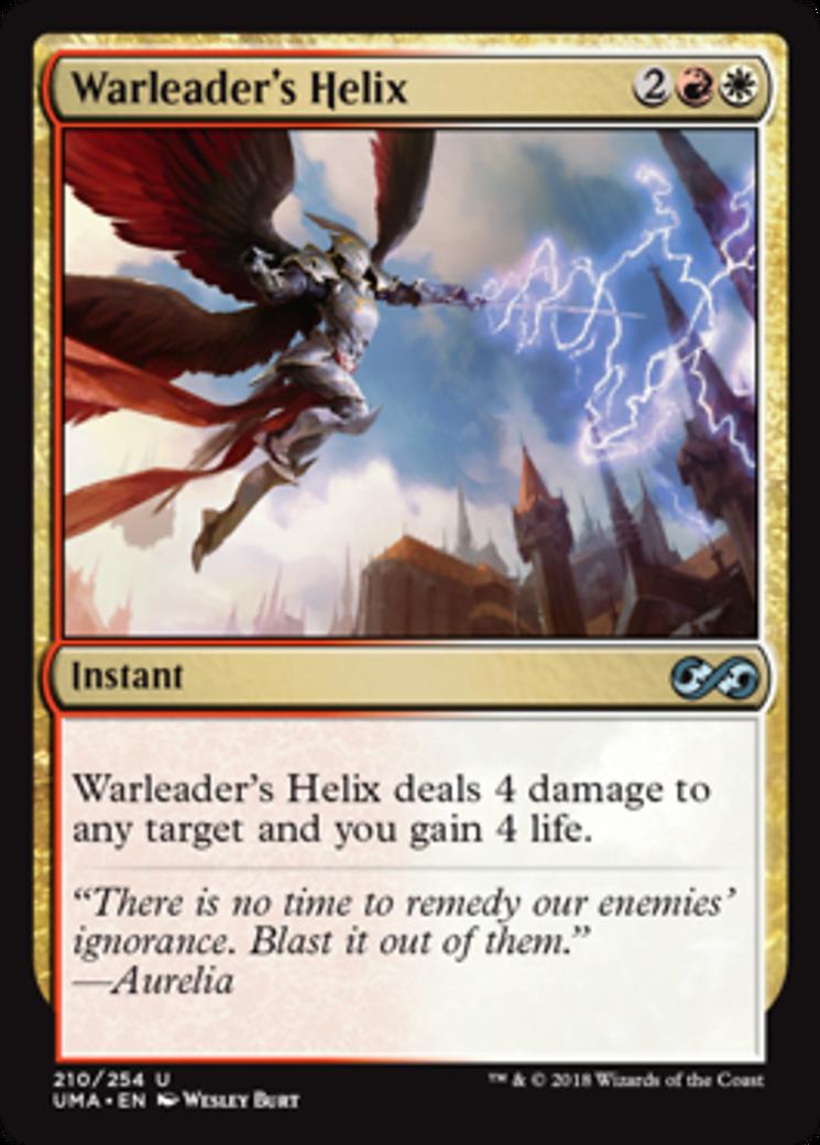 Warleader's Helix