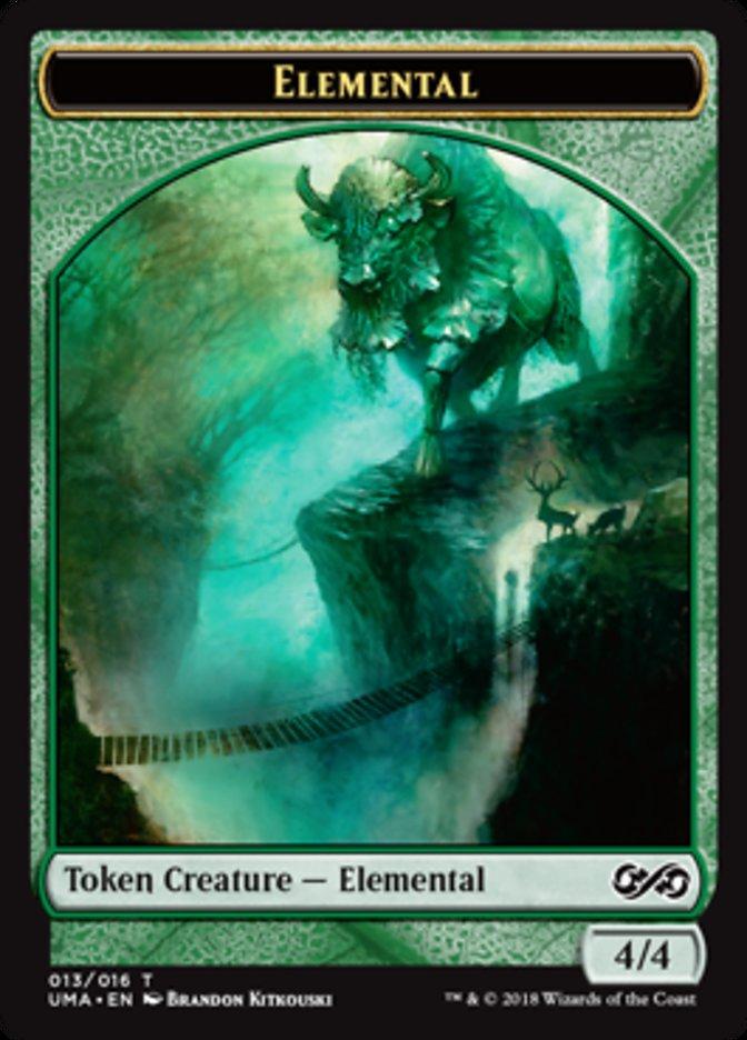 Elemental Token (013)